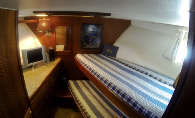 McGregor Forward Guest Cabin