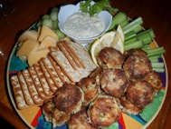 Crabcakes Appetizers