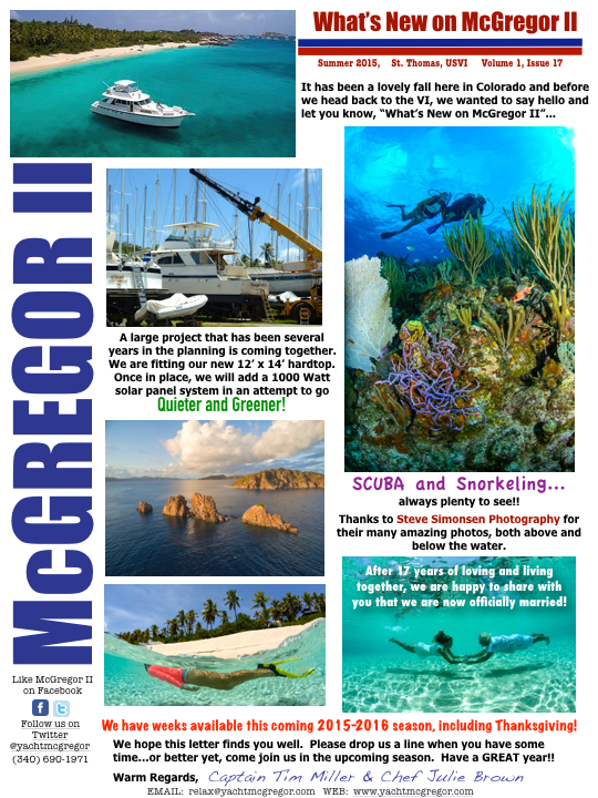 McGregor Newsletter 2015